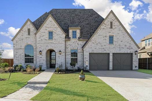 New Construction Homes in Flower Mound